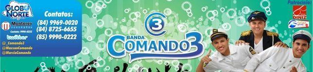 Comando 3 - Forró
