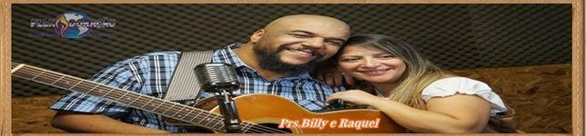 Paulo Billy e Raquel