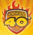 SAMBA 40 GRAUS