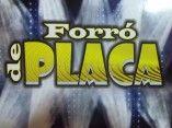 FORRÓ DE PLACA