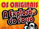 OS ORIGINAIS A EXPLOSÃO DO FORRÓ 2014