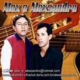 Alex e Alexsandro