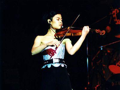 Vanessa mae album cover