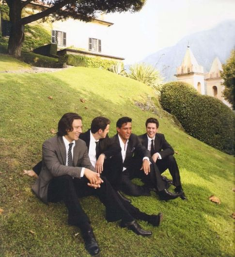 Who can i turn to il divo - El divo hallelujah ...