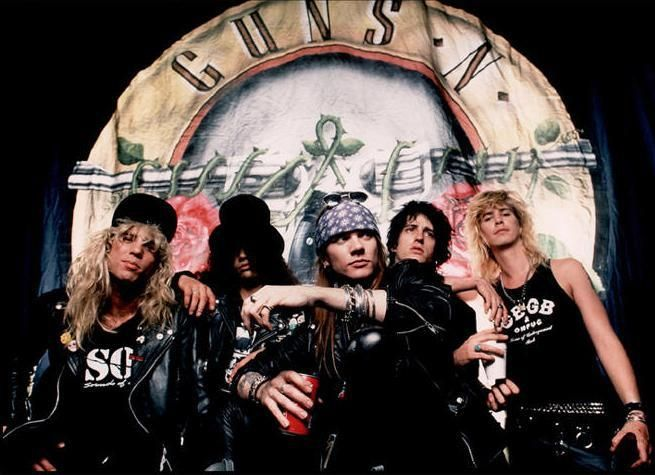 guns and roses letras traducidas en castellano: