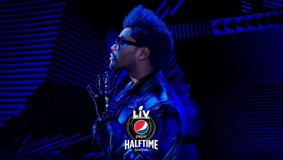 Weeknd fez apresentação histórica no show do intervalo do Super Bowl
