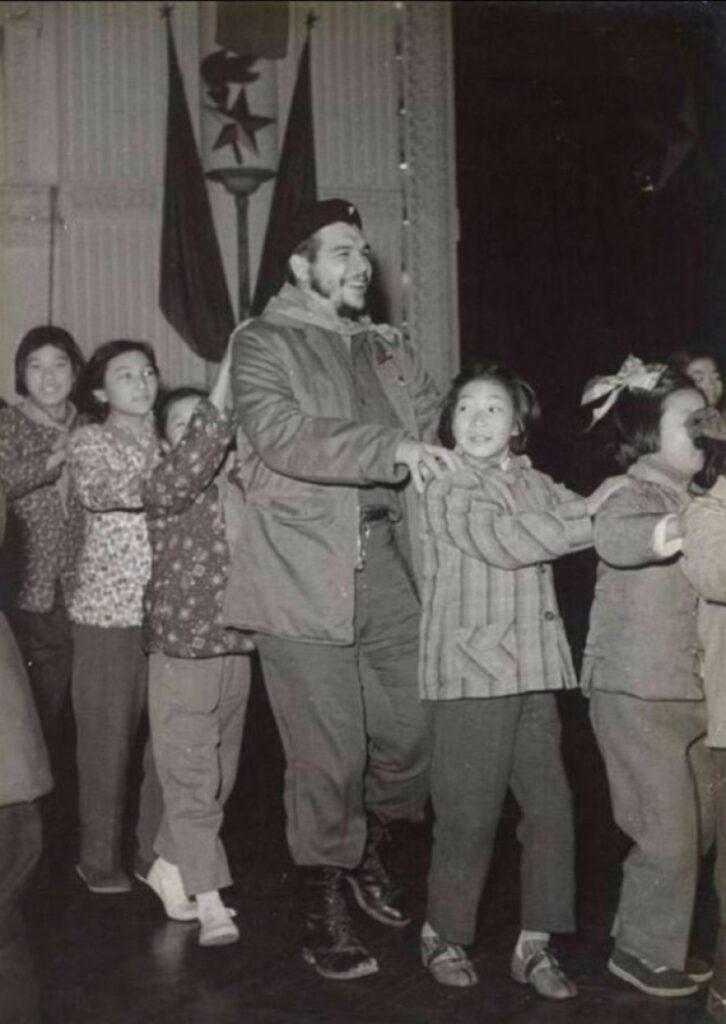 Che Guevara sofria de amusia