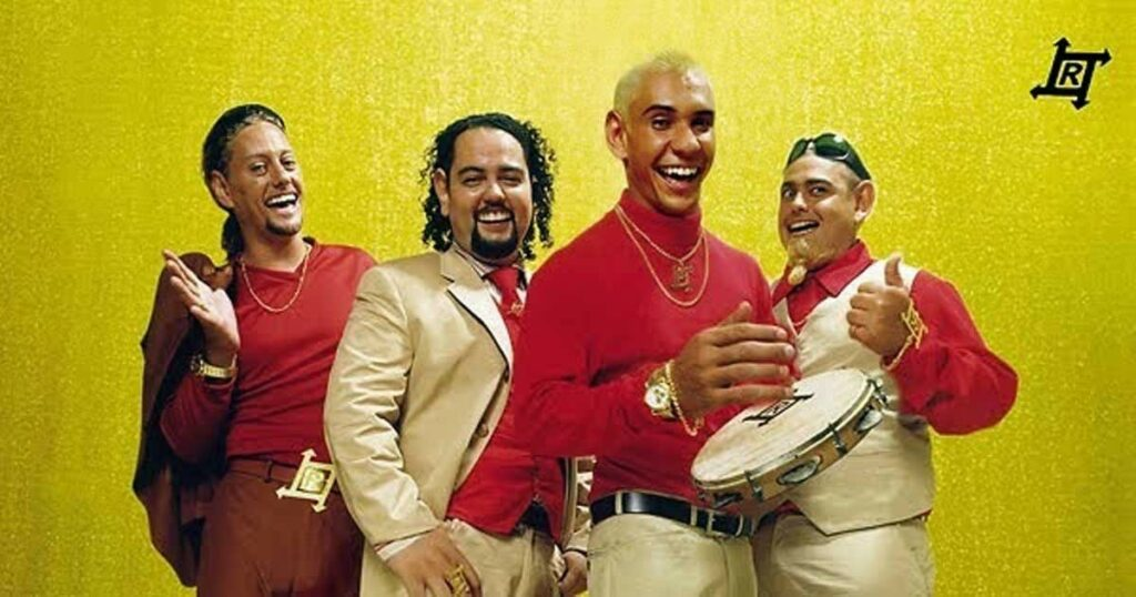 Capa do disco Só no Forévis, da banda Raimundos