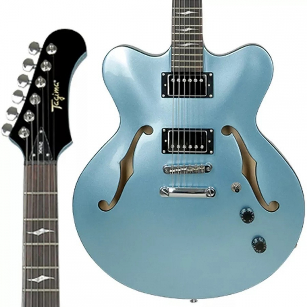 Guitarra semiacústica