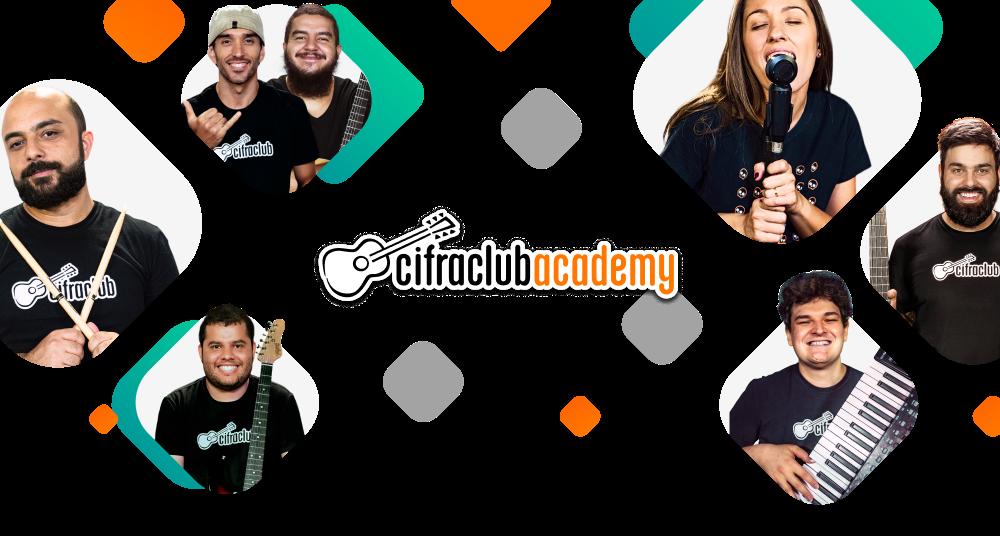 Cifra Club Academy está pronto para ensinar rearmonização e demais fundamentos da teoria musical