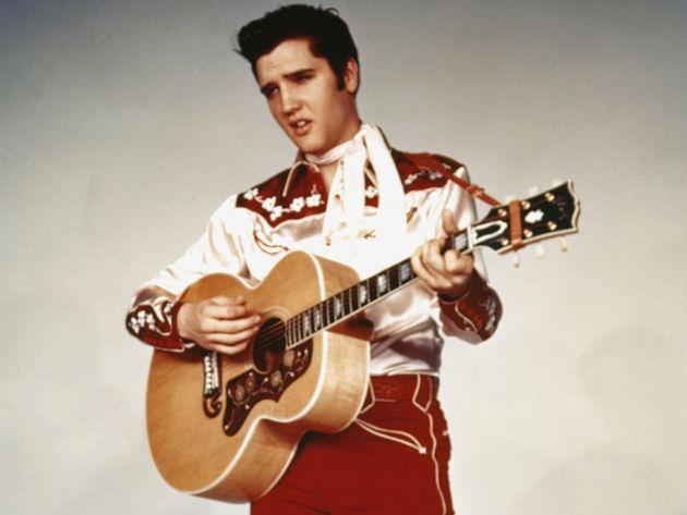 Nas mãos de Elvis Presley, o Gibson J-200 passou a ser um dos violões lendários