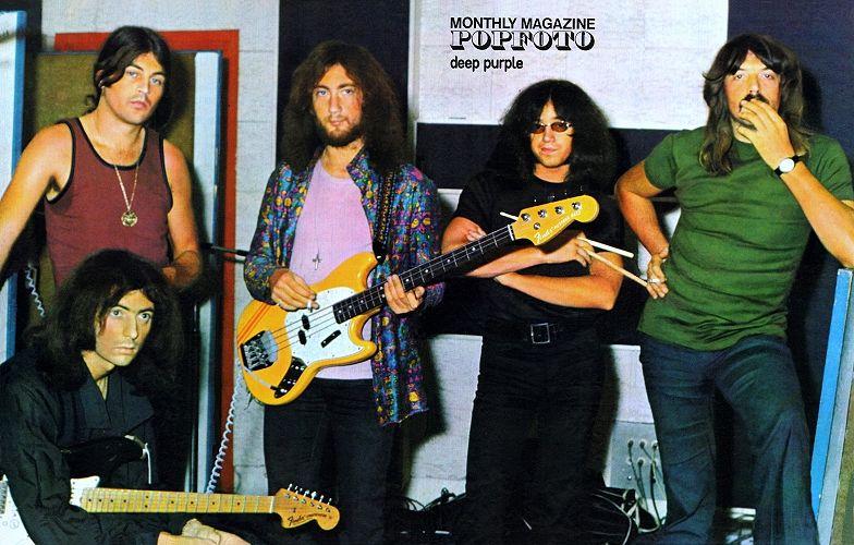 Músicas internacionais dos anos 70 sem o Deep Purple, não tem como imaginar