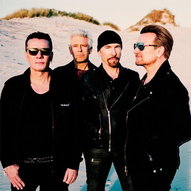 As músicas do U2 estão entre as melhores dos últimos 40 anos