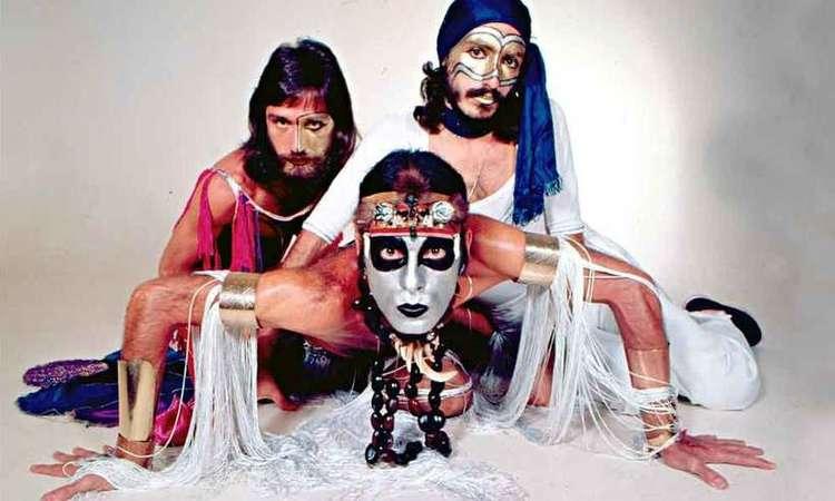 Secos & Molhados, banda essencial do rock nacional dos anos 70
