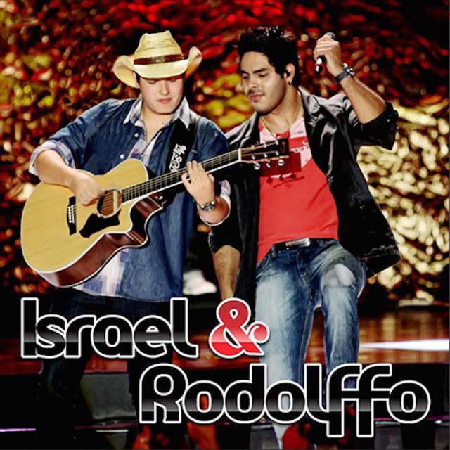 Capa do disco que tem algumas das melhores músicas de Israel e Rodolffo