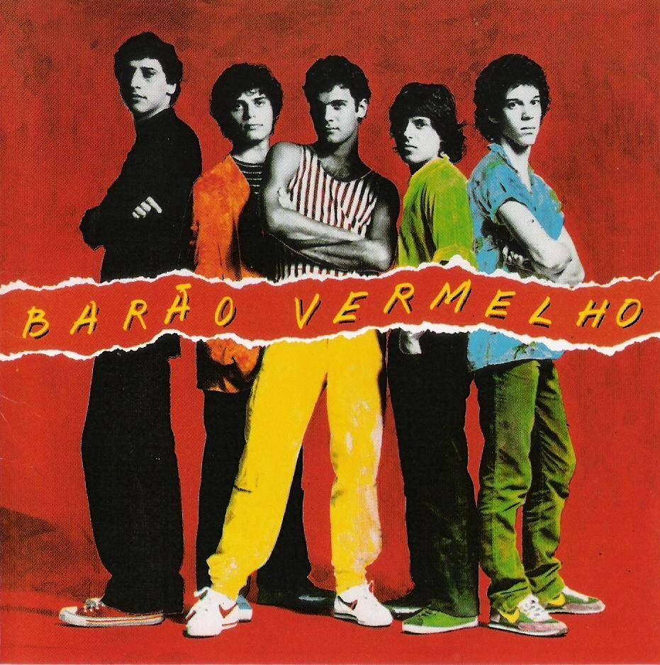 Disco de estreia do Barão Vermelho é destaque no rock nacional dos anos 80