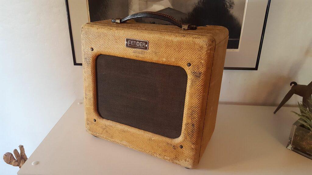 Fender Princeton, o primeiro amplificador de guitarra