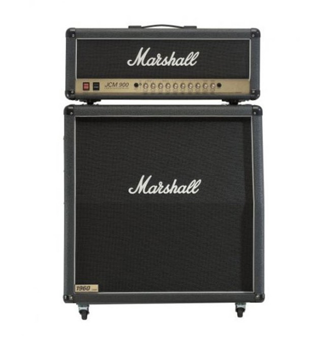 Marshall JCM 900, amp clássico do rock