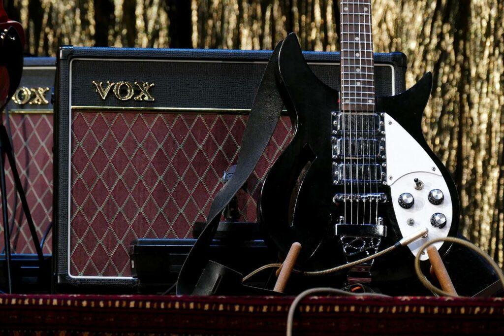 Equipamentos que são amostras de como escolher um amplificador de guitarra