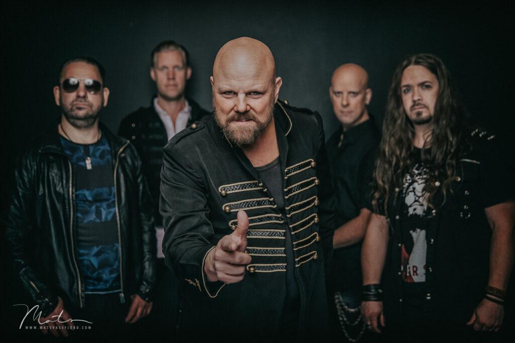 Nárina,o lado metal do rock gospel internacional