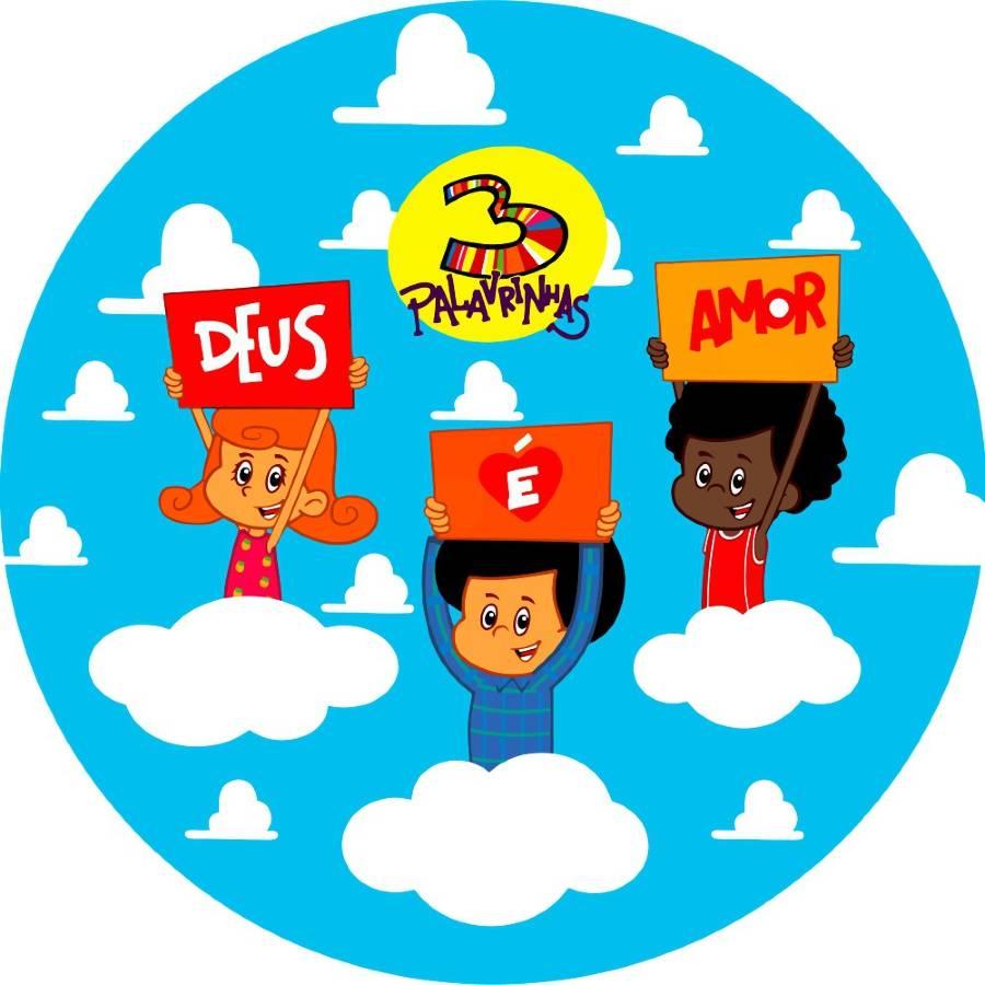 3 Palavrinhas, grupo responsável por ótimas cifras de música gospel para crianças