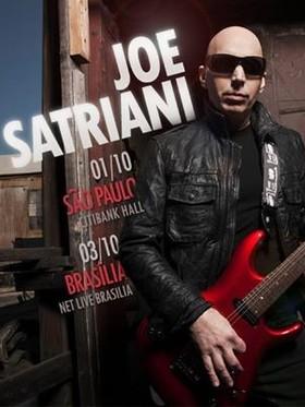 Joe Satriani   Cifra Club