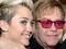 Elton John compara Miley Cyrus a Frank Zappa