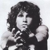 Imagen del artista Jim Morrison
