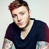 Imagem do artista James Arthur