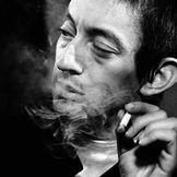 Imagem do artista Serge Gainsbourg