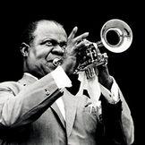 Imagem do artista Louis Armstrong