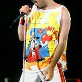 Imagen del artista Freddie Mercury