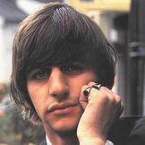 Imagem do artista Ringo Starr