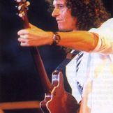 Imagem do artista Brian May