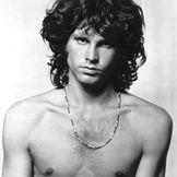 Imagem do artista Jim Morrison