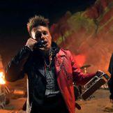 Imagem do artista Papa Roach