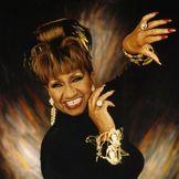 Imagem do artista Celia Cruz