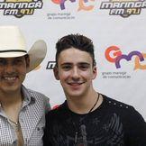 Imagem do artista Pedro Paulo e Alex