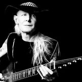Imagem do artista Johnny Winter