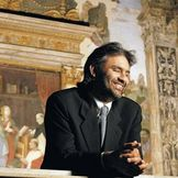 Imagem do artista Andrea Bocelli