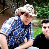Imagem do artista Otávio Augusto e Gabriel