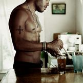 Imagem do artista Lenny Kravitz