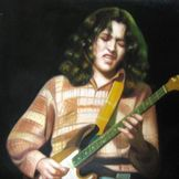 Imagem do artista Rory Gallagher