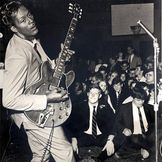 Imagen del artista Chuck Berry