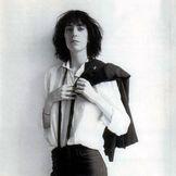 Imagem do artista Patti Smith
