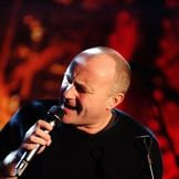 Imagem do artista Phil Collins