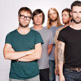 Imagem do artista Maroon 5