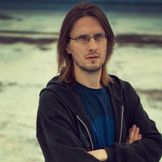 Imagem do artista Steven Wilson