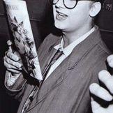 Imagem do artista Boy George