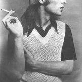 Imagem do artista Brian Eno